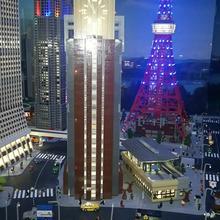 屋内テーマパークレゴランド東京